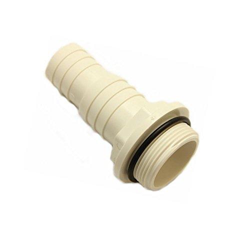 Duraol® PVC Schlauchstutzen - 32/38mm mit 1 1/2