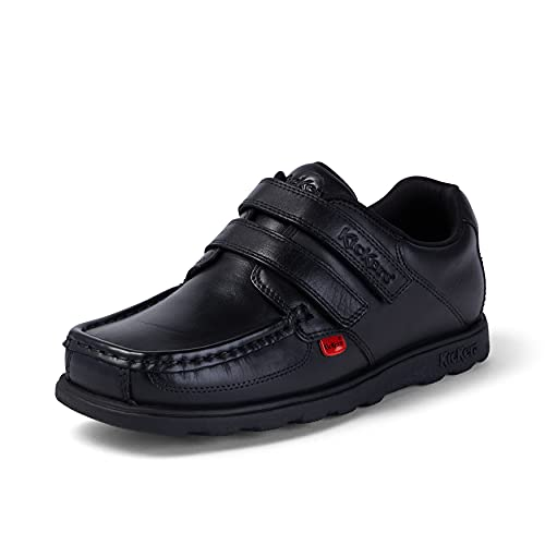 Kickers Fragma Strap Leather Shoes, Mocasines Hombre