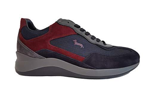 Sneaker Harmont&Blaine Classica Blu (Numeric_44)