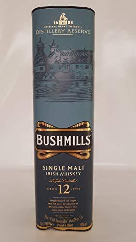 irischer Buschmills Whysky 12 Jahre Rarität Single Malt irish Whysky 0,7L 40% Vol