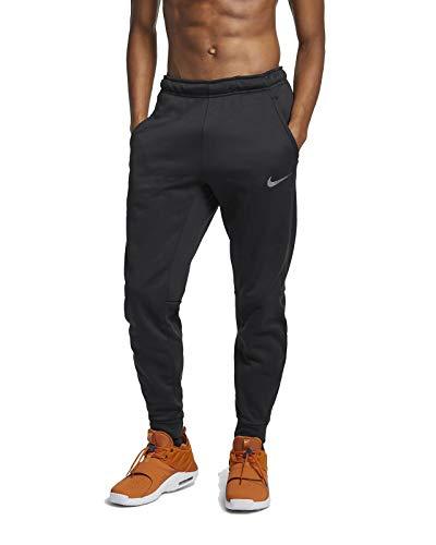 Nike Men's Therma Tapered Running Pants (X-Large, Black)