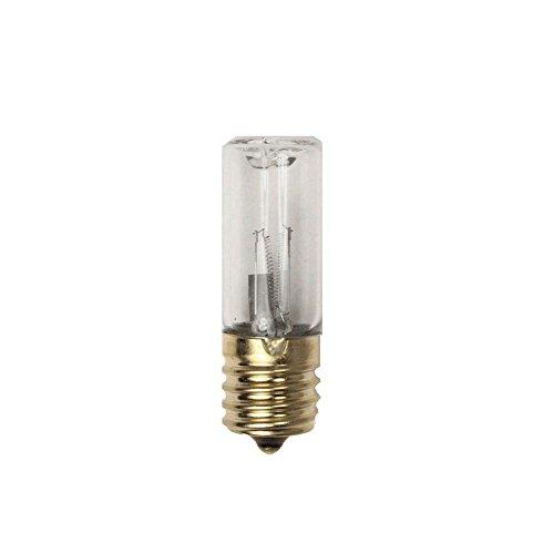 Star Eleven 3W E17UV-Lampe Sterilisator UV-Licht Glühbirne 17V UV-C Ersatz-Glühbirne Ozon Sterilisieren keimtötende Quarz Lampe