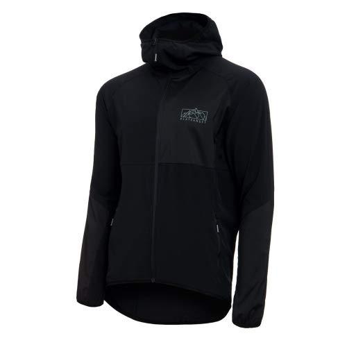 platzangst Moreon II - Jacke - Schwarz Größe XL
