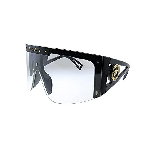 Versace Occhiali da sole VE4393 GB1/1W occhiali Donna colore Nero lente Trasparente taglia 46 mm