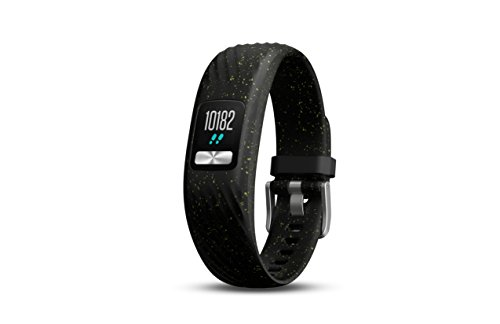 Garmin vívofit 4 activity tracker with 1+ year battery life and color display. Small/Medium, Speckle. 010-01847-02
