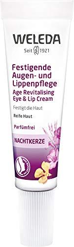 Weleda Bio Nachtkerze Festigende Augen- und Lippenpflege (6 x 10 ml)