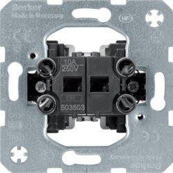 Berker 503503 Doppeltaster-Einsatz