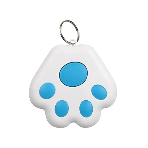 Mini GPS Tracker, Smart Tracker für H& Katze Haustier Fahrrad Kinder Geldbörsen Handtaschen Reisegepäck Key, SchlüSselanhänger Anti-Lost Finder Locator