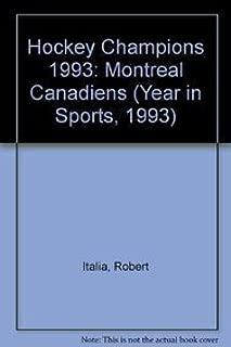 Hockey Champions 1994 (Year in Sports, 1994) New York Rangers