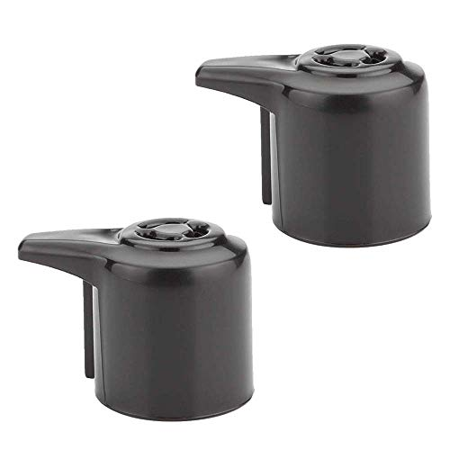 2Pack Steam Release Handle Replacement Accessories Steam Release Valve for Instant Pot Duo/Duo Plus 3, 5, 6 and 8 Quart,Instant Pot Smart Wifi(6 Qt)