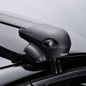INNO Rack 2010-2015 Compatible with Toyota Prius Normal Roof Roof Rack System XS201/XB108/K865