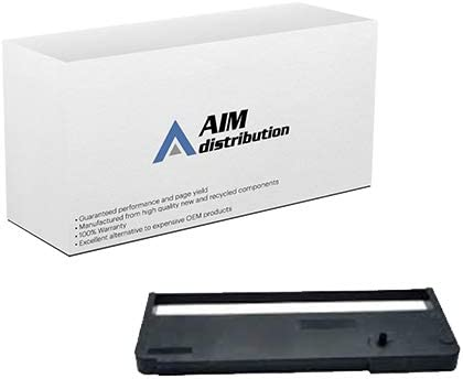 AIM Compatible Replacement for NCR Black 6458 Ribbo 6451 Printer Al sold Ranking TOP20 out.