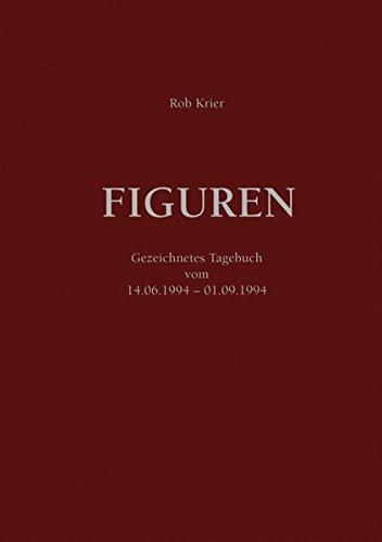 Figuren: Gezeichnetes Tagebuch 14.6.94 - 1.9.94