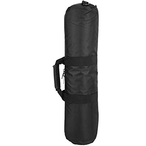 black friday borse Redxiao 【𝐁𝐥𝐚𝐜𝐤 𝐅𝐫𝐢𝐝𝐚𝒚】 Borsa per treppiede Semplice e alla Moda Borsa per treppiede Fotografica Nera Resistente allo Strappo per Accessori per Fotocamere Professionali Esigenze(60cm*12cm)