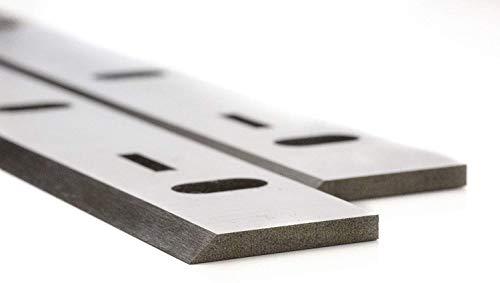 Güde - Juego de cuchillas de recambio para cepillo de carpintero