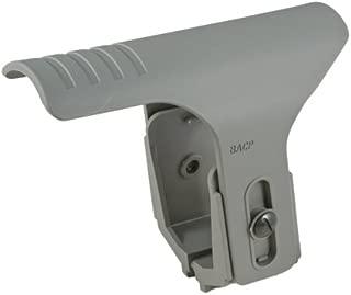 ACK, LLC Mission First Tactical Battlelink Adjustable Cheek Piece for MFT Battlelink Stocks, Grey