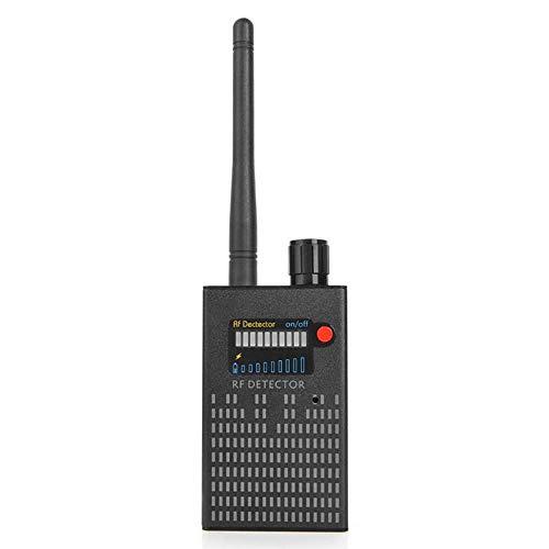 XFHLL Wireless-Signaldetektor, Detektor-Signal-Detektor Frequenz-Scanner Umfassendes Angebot Wanzen-Detektor, Geeignet Für Personal Datenschutz Home/Office/Geschäft