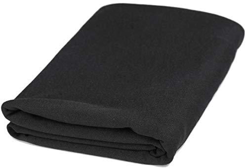Black Tulle Subwoofer Speaker Grill Cloth, 67