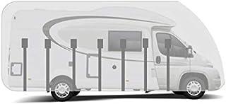 HBCOLLECTION Atmungsaktive Schutzhülle für Teilintegrierter Wohnmobile Reisemobile (LxBxH 7.50x2.30x2.60m)