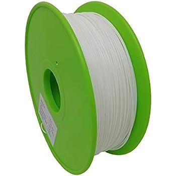 Tesseract 1.75mm Premium PETG Filament (1 KG Spool) (White)