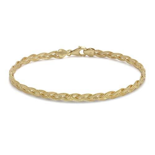 Carissima Gold Pulsera cadena Mujer oro amarillo - 1.29.8441
