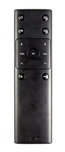 Vizio XRT132 Remote for Vizio TV M65-D0 M70-D3 M80-D3 M60-C3 P50-C1 P55-C1 P65-C1 P75-C1 XR6M10 XR6P10 D40UD1 E32D1 E40D0 E43D2 E43UD2 E48D0 E48UD0 E4 (Renewed)