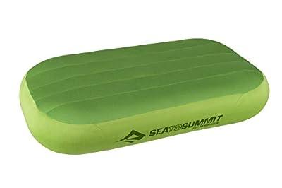 Sea to Summit Aeros Premium Pillow Deluxe, Lime, Deluxe