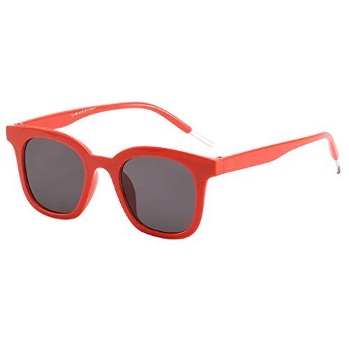 Feifish Damenmode Cat Eye Mask Sonnenbrille integrierte Streifen Retro-Brille Sonnenbrillen, ein Stück Sonnenbrille Überbrille POLARISIERTE für Damen Brillenträger Aufsteck Sonnenbrille.