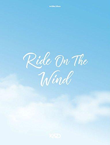 3rd Mini Album: Ride On The Wind