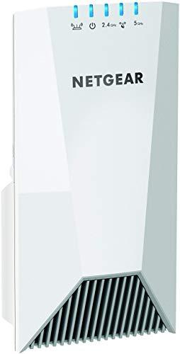 NETGEAR répéteur Wifi Mesh tri-band EX7500, 2.2 Gigabit/s, wifi extender , wifi booster, amplificateur Wifi- La Meilleure Couverture Wifi pour Tous Vos Appareils Connectés , compatible toutes Box