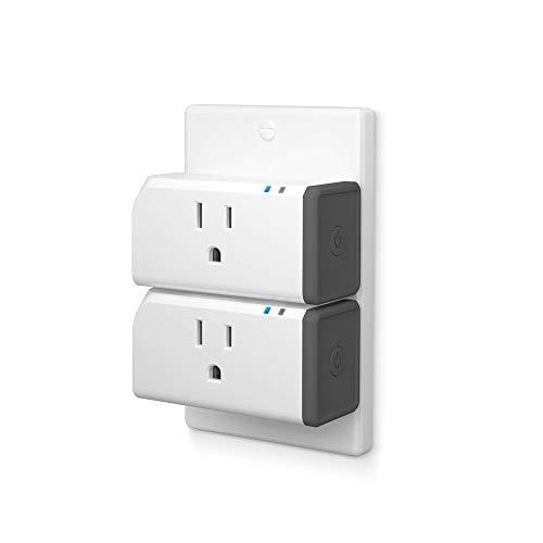 SONOFF S31 Lite Zigbee Smart Plug US Type, Works with SmartThings and Amazon Echo Plus, Hub Needed for Amazon Alexa(2-Pack)