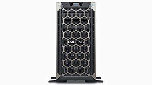 Dell EMC PowerEdge T340 XEON E-2124, FFCCN, Schwarz