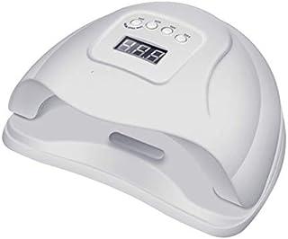 Secadores de uñas Nail Dryer Luz solar para manicura Gel Nails 120w 45 Leds Lámpara Uv Lámpara Led Lámpara de Uñas Auto Sensing Lcd Display