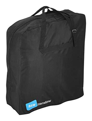 B&W B&W Bike.cases and bags foldon.bag fietstas, zwart, normaal