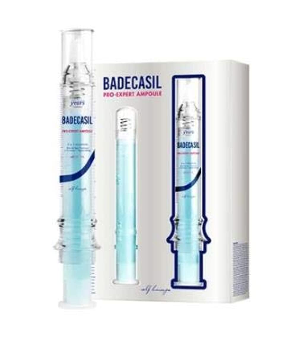 入場保全アーネストシャクルトン23years old Badecasil Pro Expert Ampoule (12ml+Refill 12ml) / バデカシル プロ エキスパート アンプル (12ml+Refill 12ml) [並行輸入品]