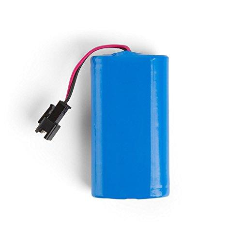 NUMAN Mini One Battery Li-Ionen Akkublock (aufladbar, 7.4 V / 2200 mA/h, selbstaufladend während des Betriebs) blau