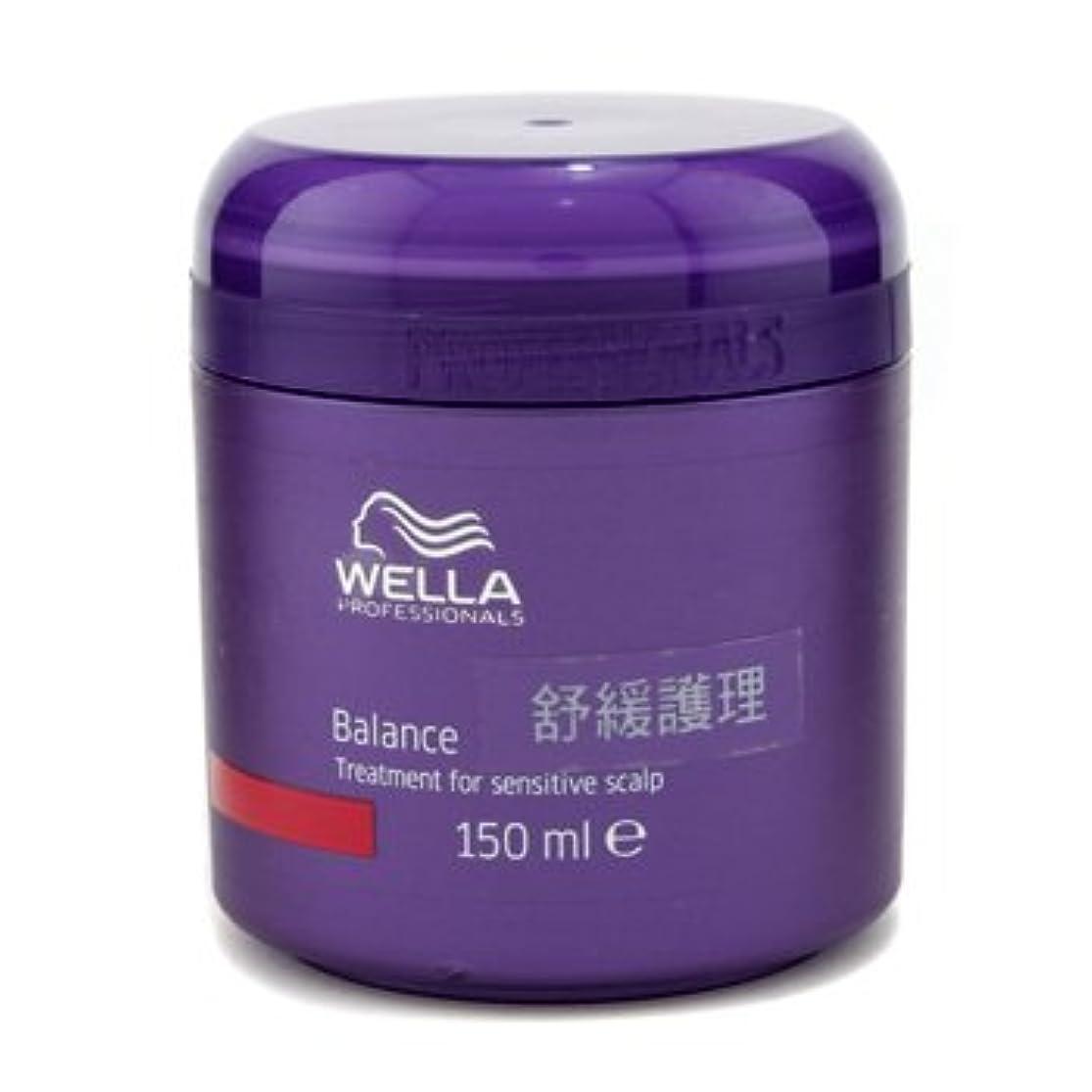 規模政治序文[ウエラ] バランス トリートメント 敏感な地肌用 150ml/5oz