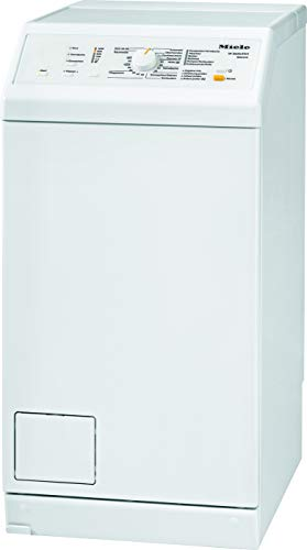 Miele WS 613 WCS Toplader Waschmaschine / 6 kg Schontrommel / autom. Trommelpositionierung und -arretierung / Watercontrol-System / 1200 U/min [Energieklasse C]
