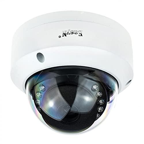 EasyN A103 - Cámara de seguridad IP (4 Mpx, PoE)