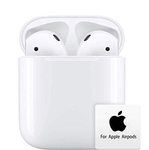 Bluetooth Kopfhörer,In-Ear Kabellose Kopfhörer,Bluetooth Headset,Sport-3D-Stereo-Kopfhörer, mit 24H Ladekästchen kabelgebundenem Ladecase und Integriertem Mikrofon Auto-Pairing für iPhone/Android
