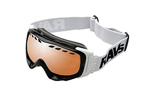 Ravs by Alpland SKI Alpin skibril veiligheidsbril snowboardbril - Goggle - Compatibel met softbag test zeer goed!