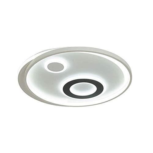 SPNEC Moderna de Techo LED de la lámpara, Simple Moderna Dormitorio de la lámpara de la Personalidad Creativa del Restaurante, Apto for Cocina