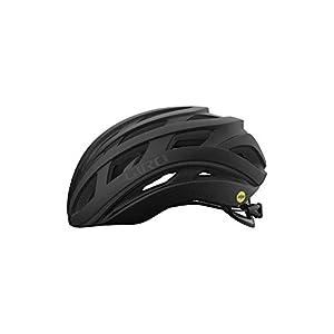 Giro Helios Spherical Adult Road Bike Helmet - Matte Black Fade (2021), Large (59-63 cm)