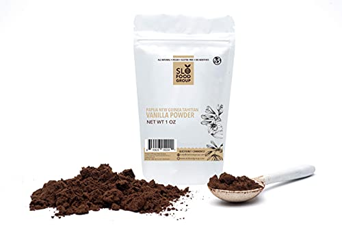 Slofoodgroup - Tahitian Vanilla Bean Powder