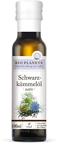 Bio Planete Schwarzkümmelöl nativ (2 x 100 ml)