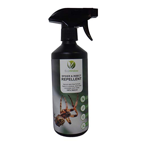 EcoWidow Spider Repellent Spray - Natural Insect Repellent Spray for Indoors & Outdoors - Peppermint...