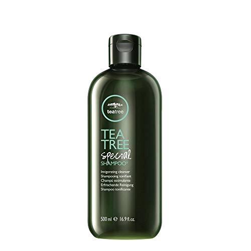 Tea Tree Special Shampoo for Oily Hair and Scalp