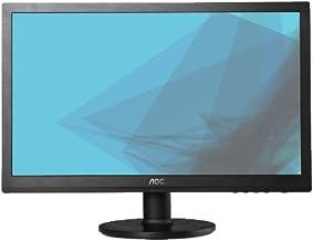 "AOC E2260SWDN 21.5"" Full HD 1920x1080 Monitor, 5ms, DVI-D/VGA, VESA Compatible, EPEAT Gold, EnergyStar"