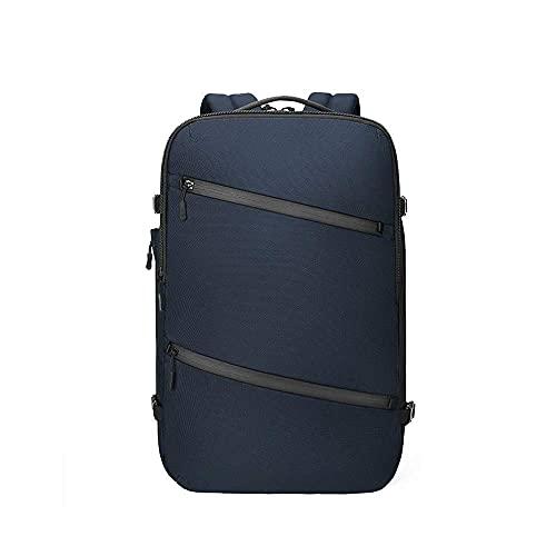 TYXL Cartella Scuola, Zaino per laptop, zaino da viaggio per esterni Maumlnner bagpack da 45 litri di grande capacità per uomo borse per laptop da 20 pollici borsa impermeabile antifurto per zain
