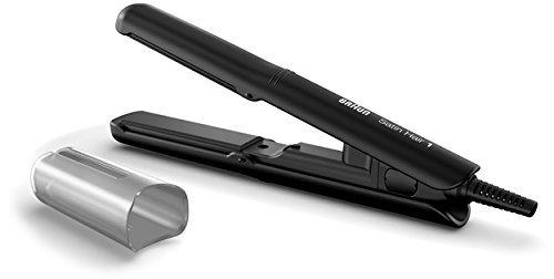 WORLDWIDE USE Braun ST100 Hair Straightener 100-240V 50-60Hz 25W - (ACUCRAFT ACUPWR USA Plug Kit